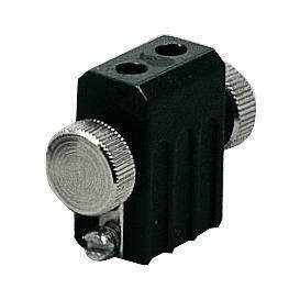 Seilsystem Lampenhalter G4 Schwarz
