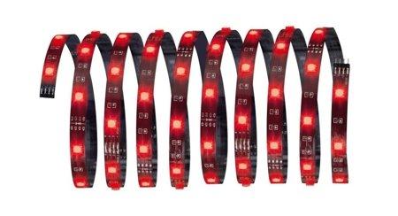 Set LED YourLED ECO RGB 21,6W 230/12V Schwarz