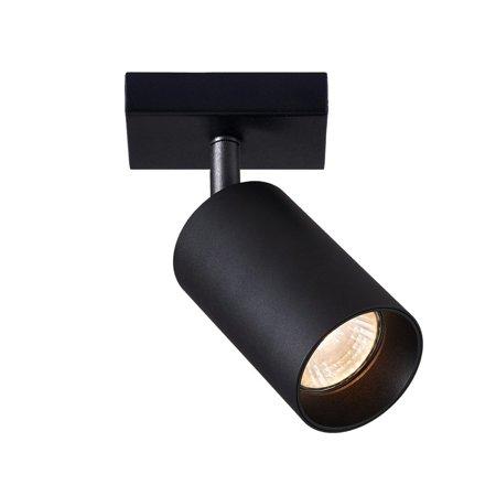 Spot Deckenleuchte MALGA 1 schwarz 1-flammig 1x GU10 EDO777347 EDO