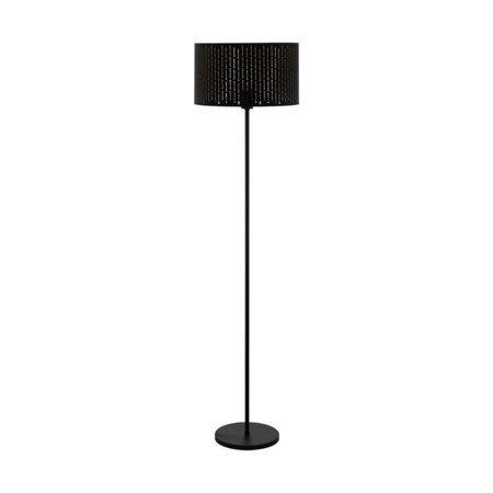 Stehlampe VARILLAS schwarz und gold E27 40W 98315 EGLO