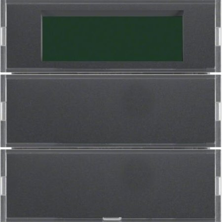 Tastsensor 2fach mit RTR Display B.3/B.7 Hager 75662785