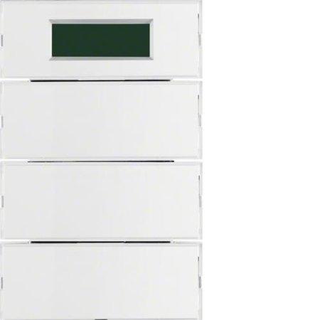 Tastsensor 3fach mit RTR Display K.1 Hager 75663770