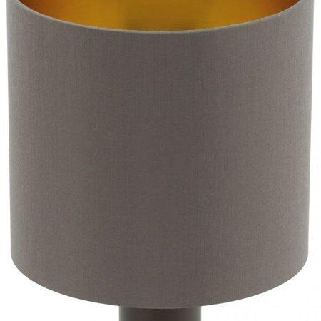 Tischlampe CONCESSA 1 wenge E27 60W 97686 EGLO
