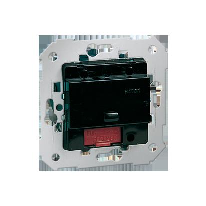 Treppenschalter - Einsatz IR fernbedient 2000W mit LED und Relais Kontakt Simon 82 75356-39