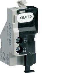 Unterspannungsauslöser mit Zeitverzögerung h1600 4P 220-240VAC Hager HXF054H