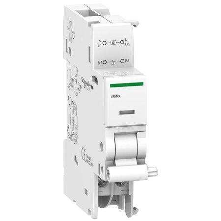Unterspannungsauslöser mit zusätzlicher Stromversorgung iMNx-400 380-415 VAC