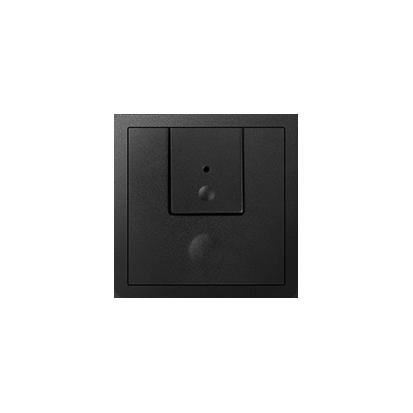 Wippen 2fach für Dimmer/ Schalter mit 2 Wippen graphit matt Kontakt Simon 82 82007-38